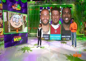 Lincoln Loud's MVP nominees from Week 4 | 'NFL Slimetime'