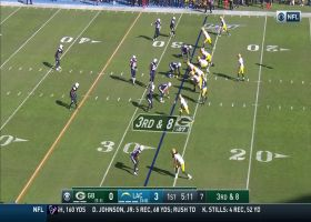 Chargers' best defensive plays in holding Packers to 11 points | Week 9