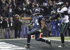 NFL Throwback: Marshawn Lynch goes BEAST MODE vs. Eagles
