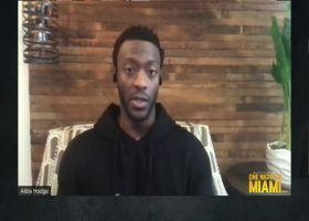 Aldis Hodge reveals what he learned while portraying Jim Brown in 'One Night in Miami'