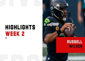 Russell Wilson's best plays from 5-TD game | Week 2