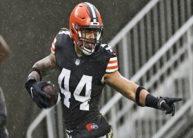 Can't-Miss Play: Takitaki's takeaway turns into 50-yard TD for Browns