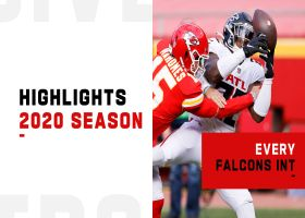 Every Falcons interception | 2020 season