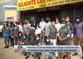 Sam Acho builds grocery store in Chicago with help from Roger Goodell, other Chicago athletes