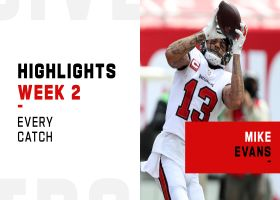 Every catch from Mike Evans' 104-yard day | Week 2