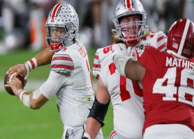 Bucky Brooks: Justin Fields 'a more electric and dynamic version of Dak Prescott'