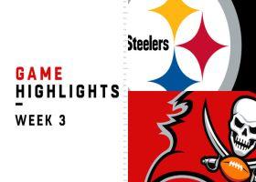 Steelers vs. Buccaneers highlights | Week 3
