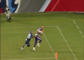 First TD of game is caught by Zylstra in the 4th quarter
