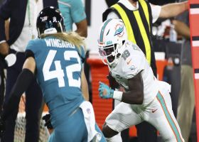 Jakeem Grant hits TURBO in major way on 29-yard end around