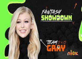 Fantasy showdown vs. Lauren Gray | 'NFL Slimetime'