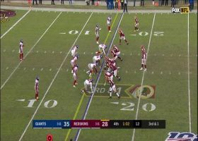 Terry McLaurin uses insane hops for airborne third-down grab