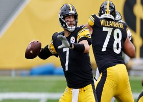 Kinkhabwala: The element of Ben Roethlisberger's game that's taken off in 2020