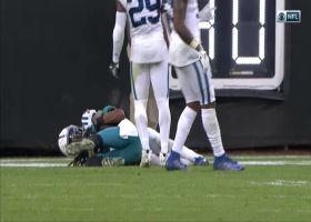 Minshew's frozen rope hits Cole between defenders for 14-yard TD