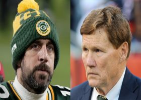 James Jones reacts to Mark Murphy's comments on Aaron Rodgers' future in G.B.