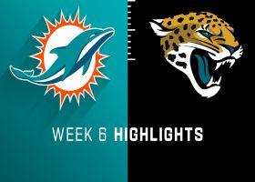 Dolphins vs. Jaguars highlights | Week 6