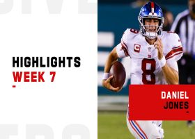 Daniel Jones' most exciting plays on 'TNF' | Week 7