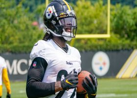 McGinest: We'll see 'vintage' Steelers lead by Najee Harris