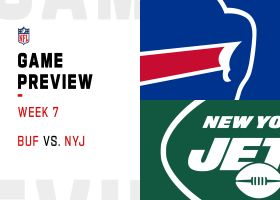Bills vs. Jets preview | Week 7