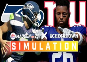 Giants vs. Seahawks 'Madden 20' simulation | Week 13 preview