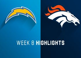 Chargers vs. Broncos highlights | Week 8