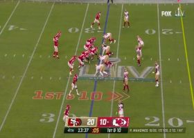 DeForest Buckner drops Patrick Mahomes for major loss on sack