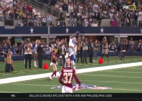 Amari Cooper outmaneuvers two DBs for acrobatic 48-yard grab