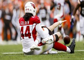 Markus Golden gives Cards strip-sack takeaway with relentless pressure