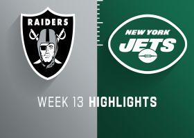 Raiders vs. Jets highlights | Week 13