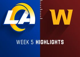 Rams vs. Washington highlights | Week 5