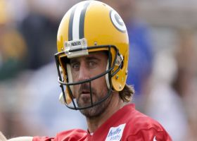 'GMFB' dissects Aaron Rodgers' first press conference from training camp