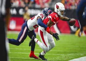 Every DeAndre Hopkins catch vs. his former team | Week 7