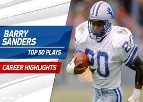 NFL Throwback: Barry Sanders' top 50 plays