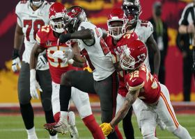 Chiefs STONEWALL Ronald Jones on fourth-and-goal