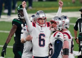 Nick Folk's 51-yard FG gives Pats a walk-off win vs. his former team
