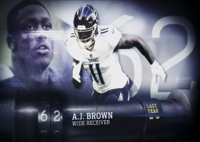'Top 100 Players of 2021': A.J. Brown | No. 62