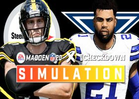 Steelers vs. Cowboys 'Madden 20' simulation | Week 9 preview