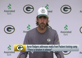 Rodgers details biggest misconception about relationship with Packers