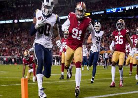 Todd Gurley caps Rams' 11-play drive with physical TD run