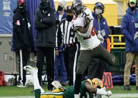 Can't-Miss Play: Fournette's filthy spin, strong finish punctuate amazing TD