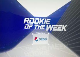 Pepsi Zero Sugar Rookie of the Week nominees | Week 1