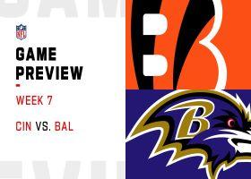 Bengals vs. Ravens preview | Week 7