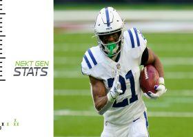 Next Gen Stats: Top 5 fastest ball carriers through Sunday of Week 13