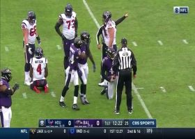 Best plays by the Ravens' defense vs. Texans | Week 11