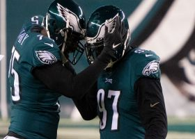 Vinny Curry sprints to DiNucci for 12-yard sack