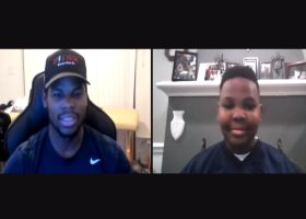 Next Generations: Tarik Cohen and Jayden Ervin