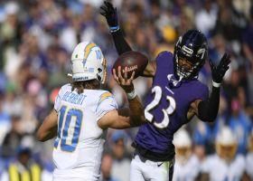 McGinest: How Ravens defense 'confused' Justin Herbert | 'Power Rankings'