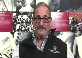 Dave Gettleman discusses his decision to trade from 11 to 20 in draft