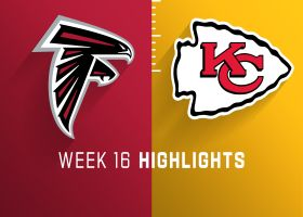 Falcons vs. Chiefs highlights | Week 16