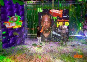 Lincoln Loud announces Derrick Henry as MVP of Week 6 | 'NFL Slimetime'