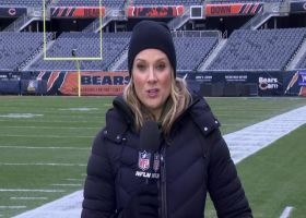 NFL Network's Stacey Dales: Chicago Bears safety Eddie Jackson will be a game-time decision vs. Philadelphia Eagles
